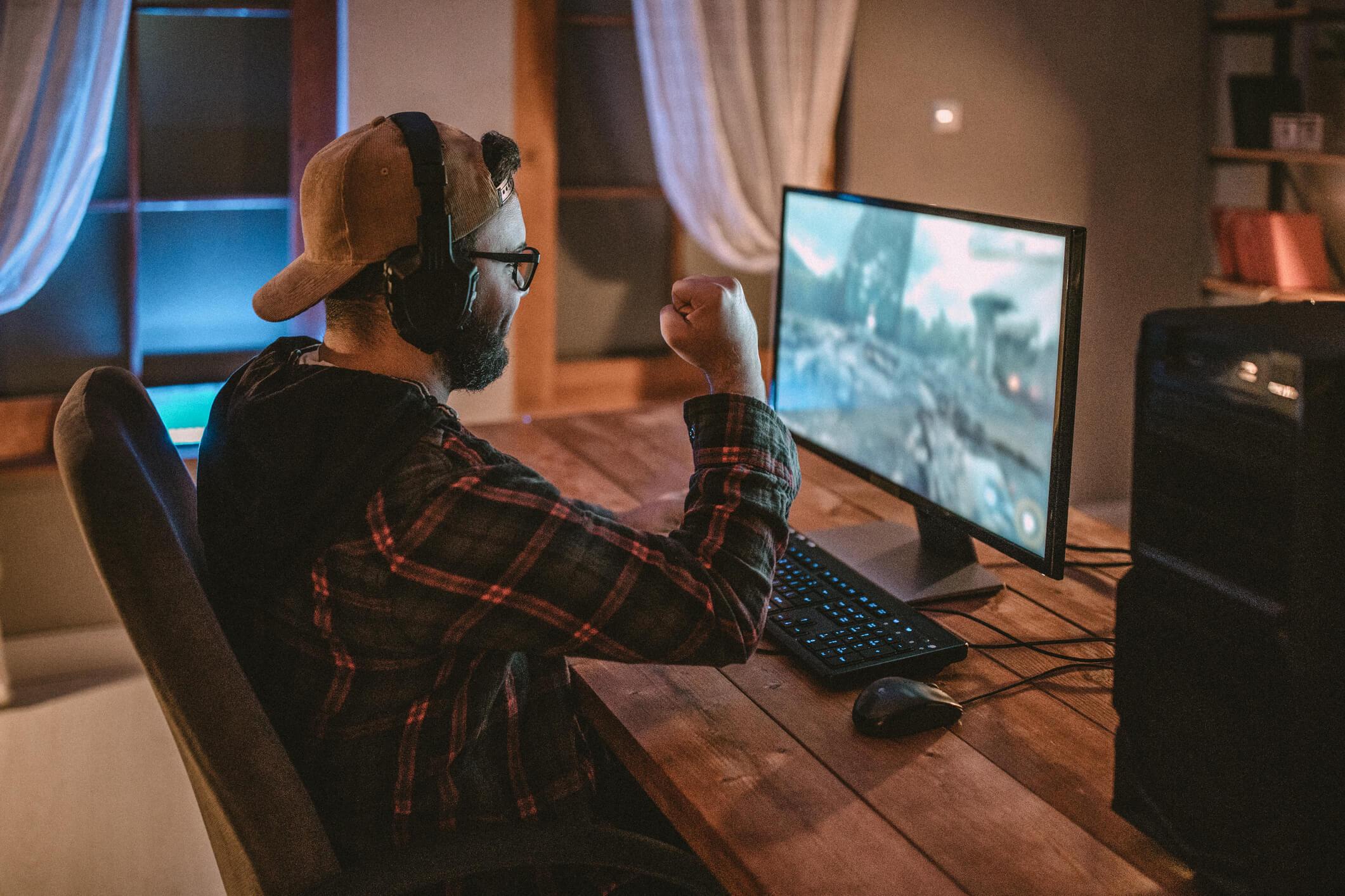 Gaming: leva a tua paixão por videojogos mais longe