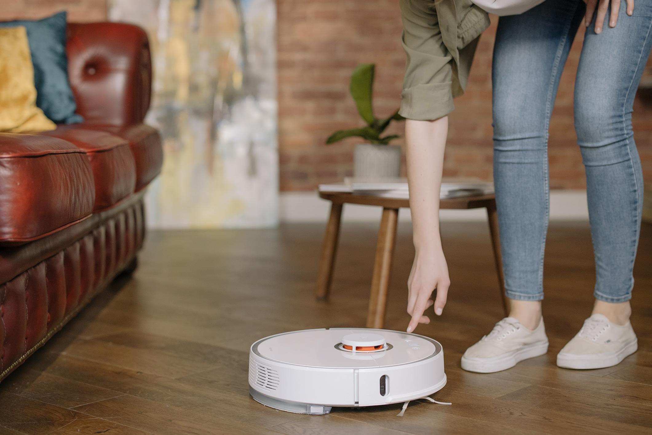 Não é ficção científica: os aspiradores robot estão aí