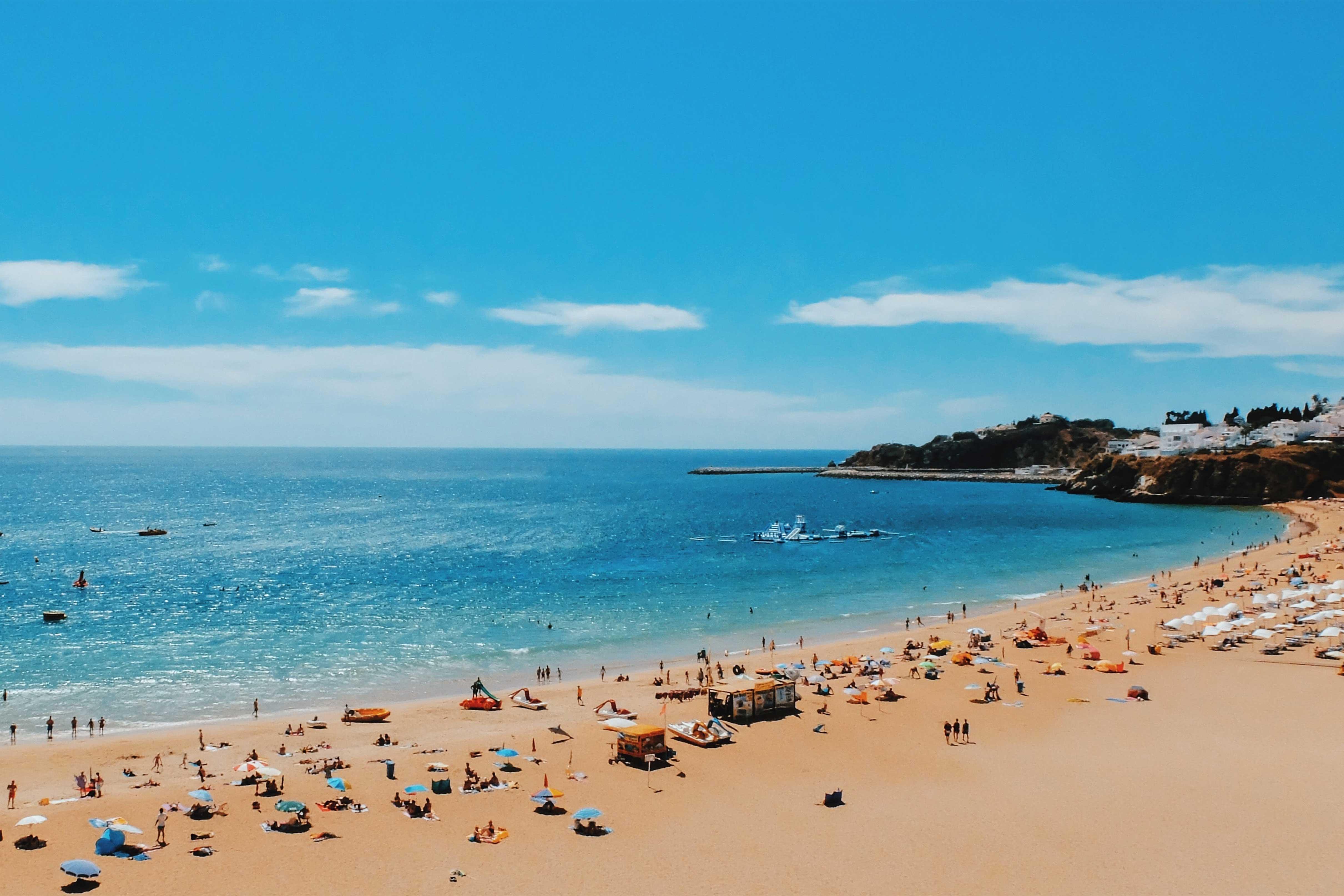 Conhece as melhores praias de Portugal?