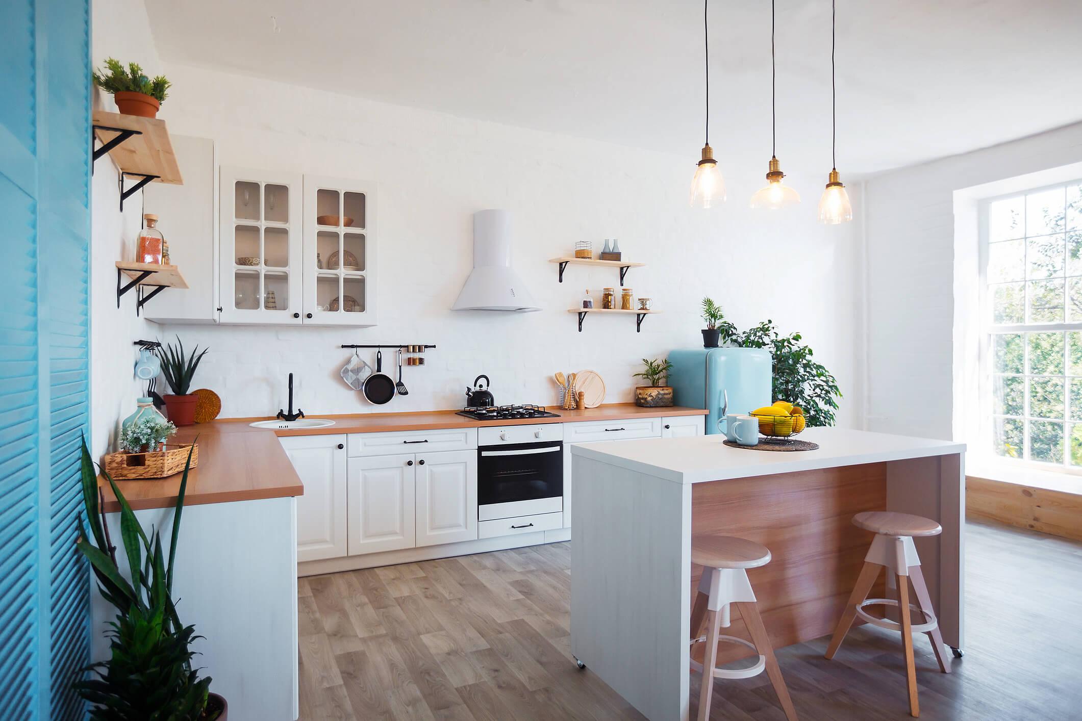 Inspira-te com o OLX para a tua nova decoração de cozinha