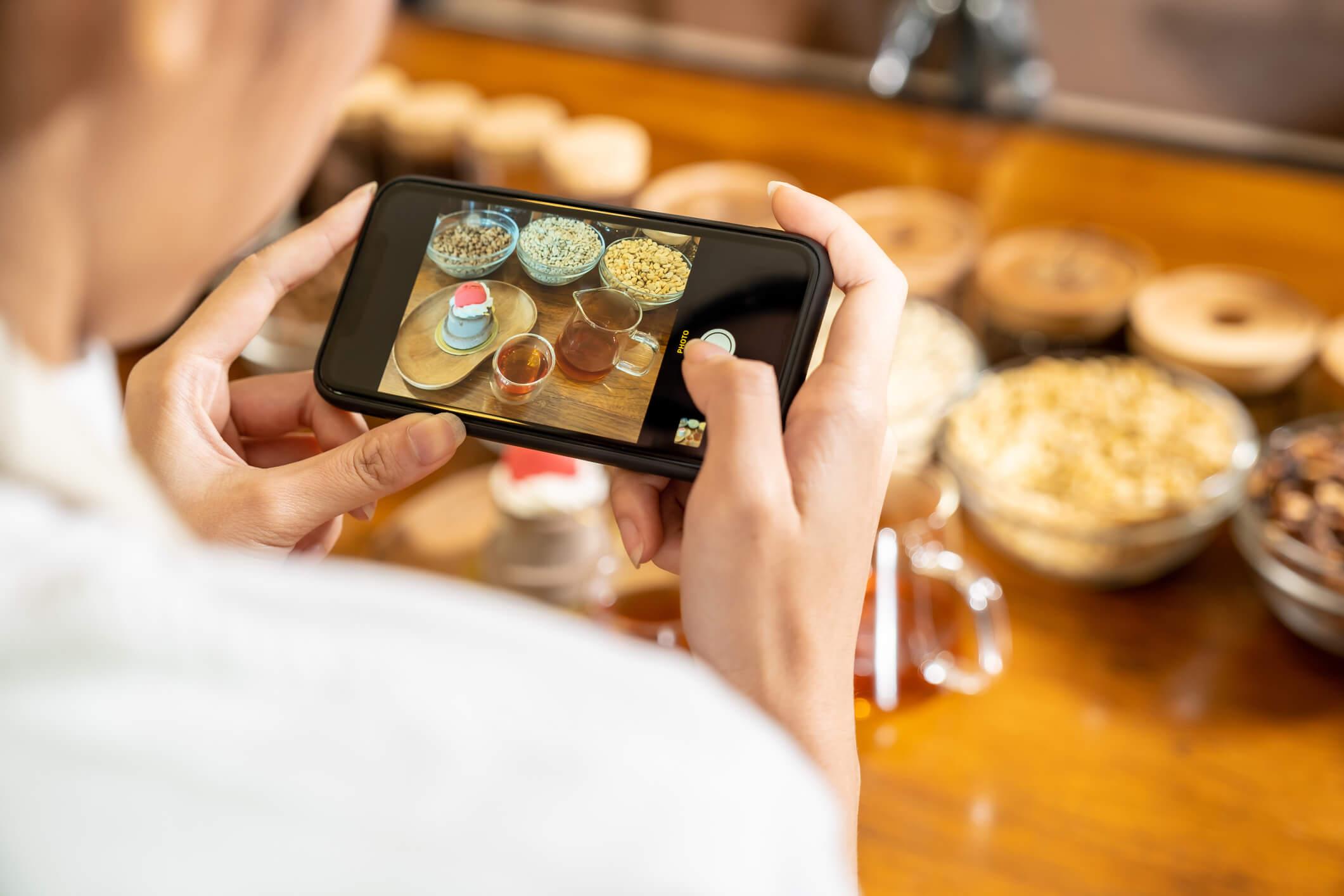 Top 5 telemóveis com as melhores câmaras fotográficas