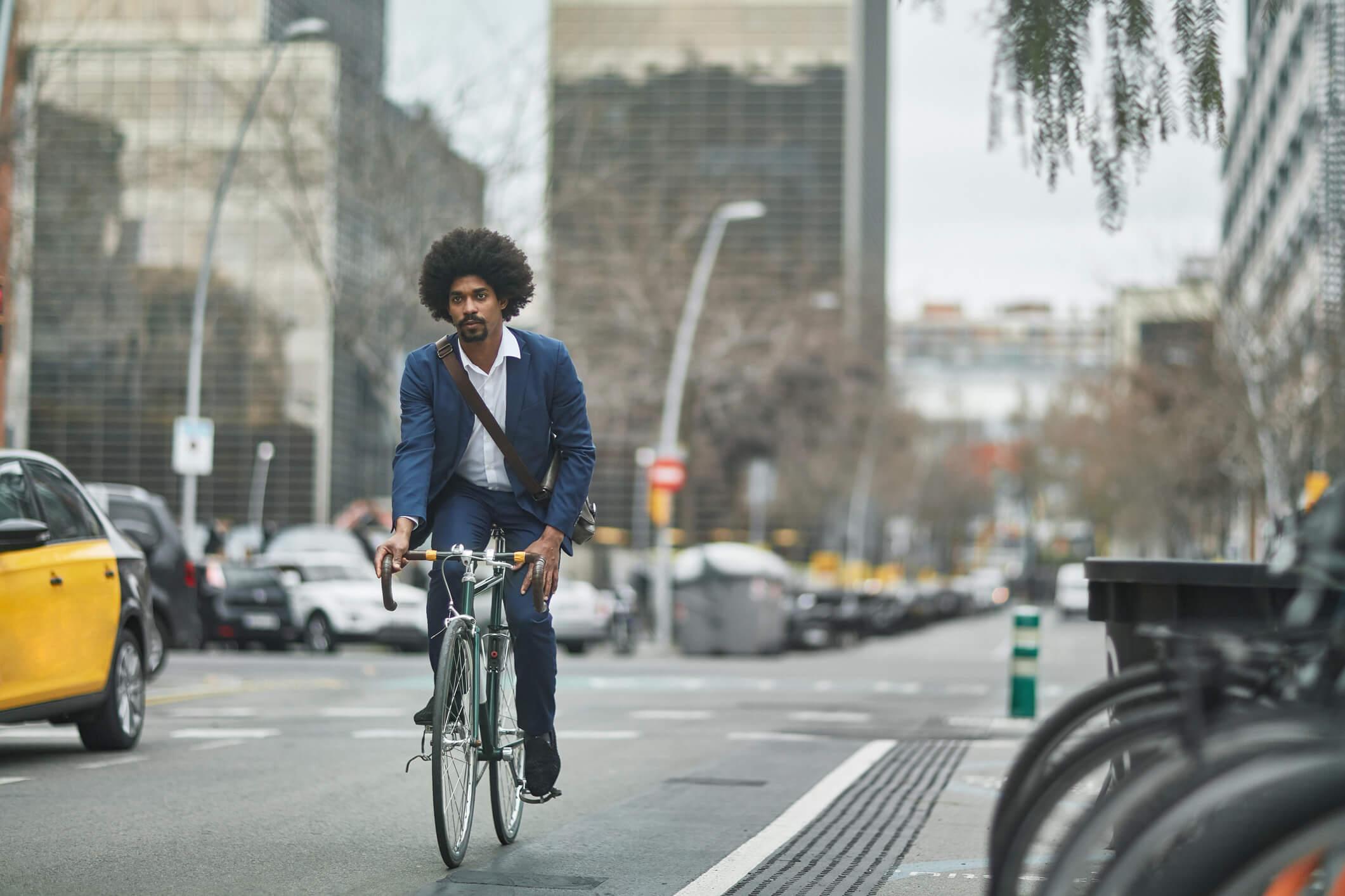 Toca a pedalar. As bicicletas vieram para ficar.