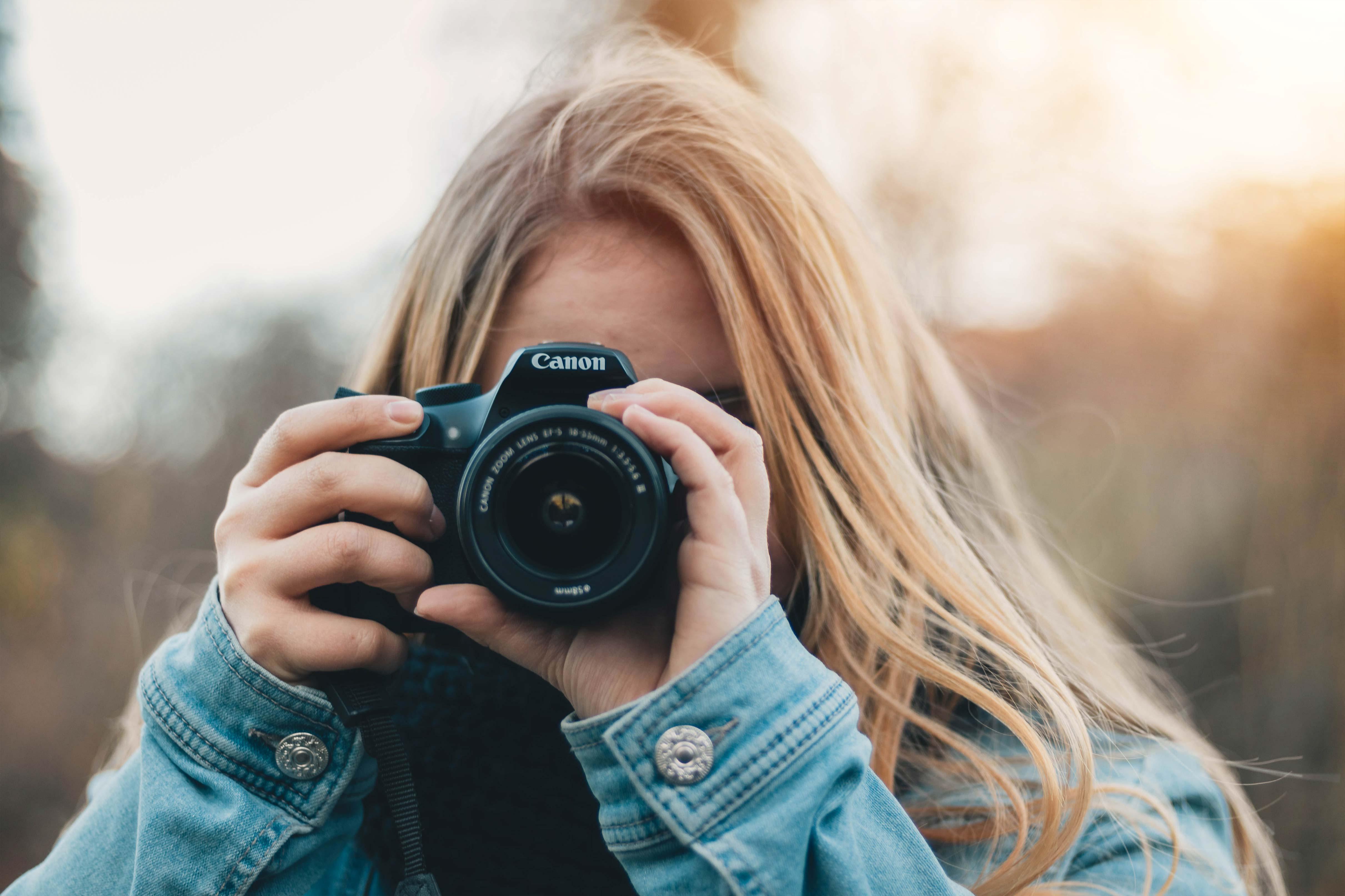 As melhores máquinas fotográficas abaixo dos 500€