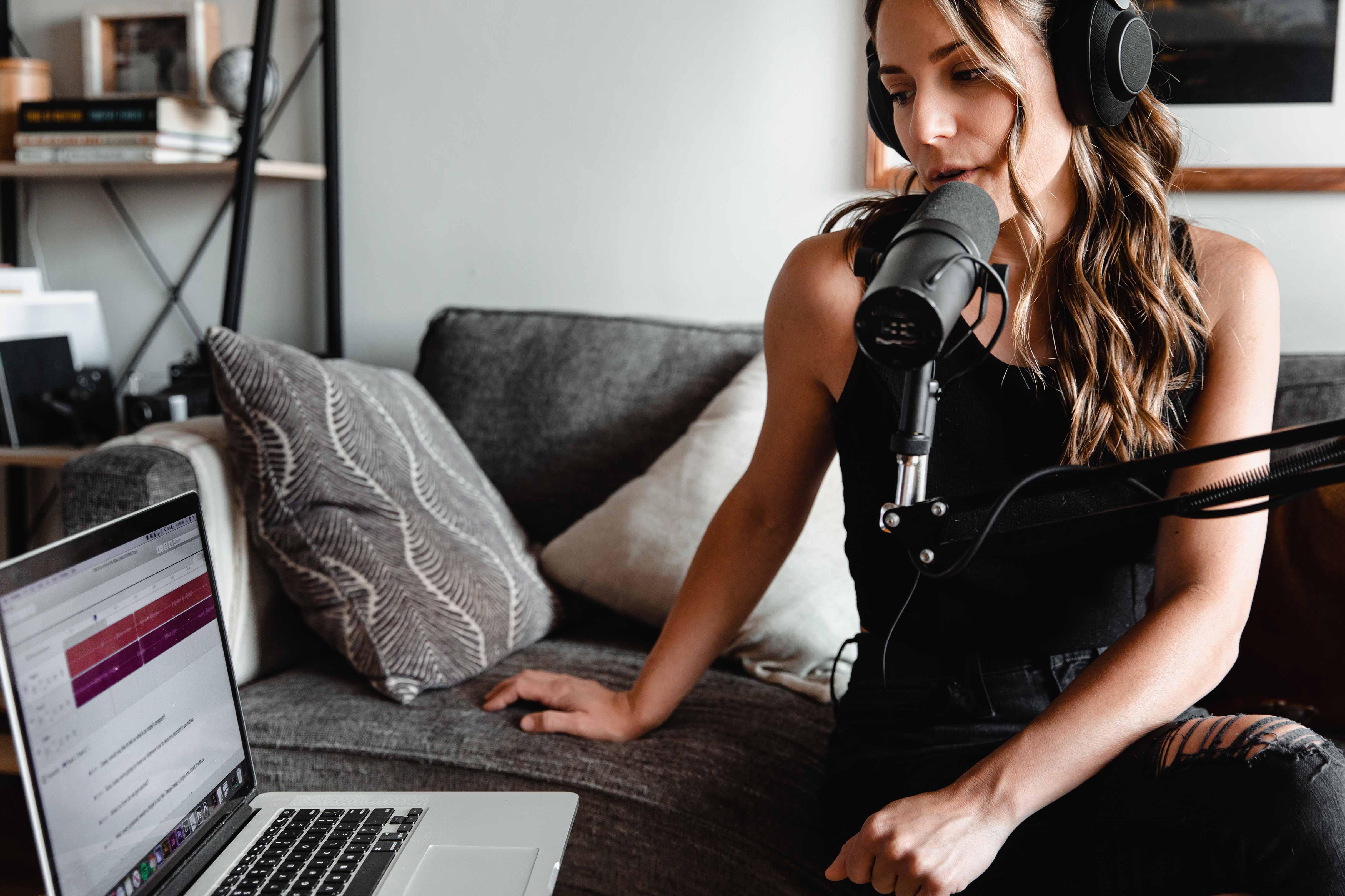 No OLX encontras tudo para lançar o teu podcast