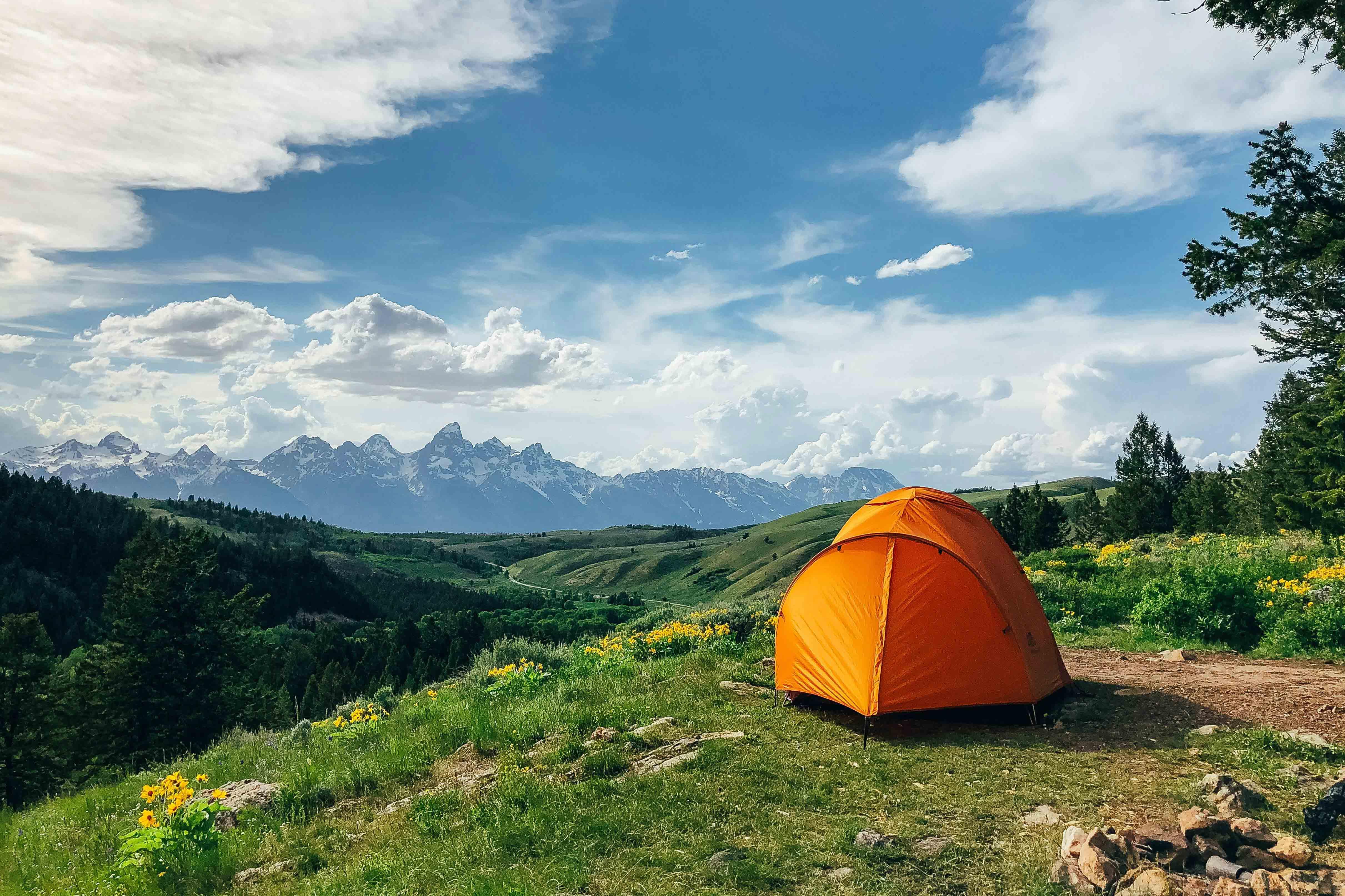5 tendas de campismo mais procuradas pelos aventureiros
