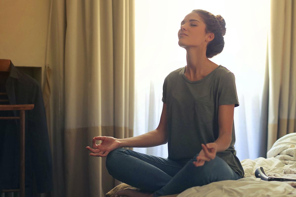 O OLX tem tudo o que precisas para entrar no mundo da meditação