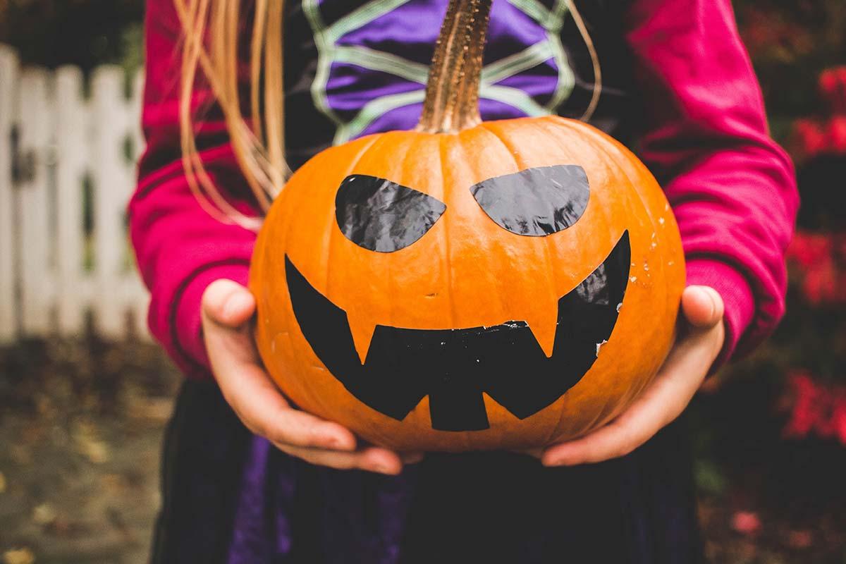 Como vais celebrar a festa de Halloween este ano?