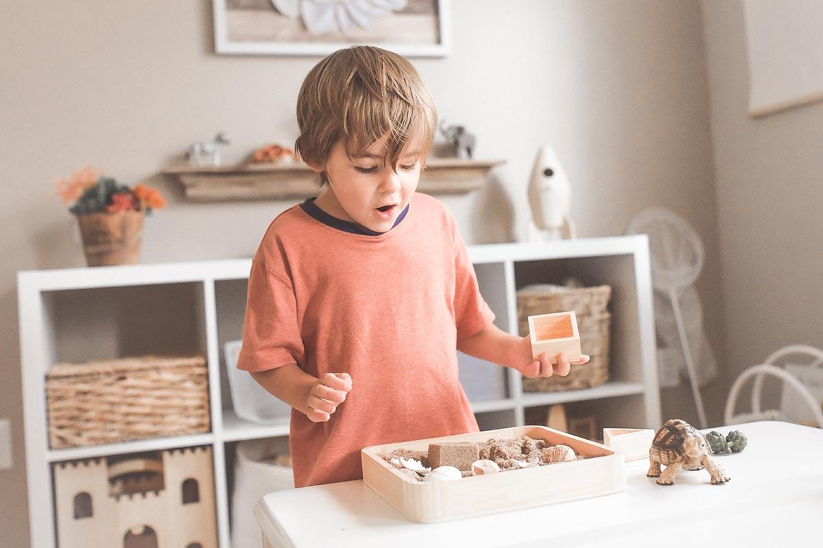 Os brinquedos para crianças mais adequados para cada idade