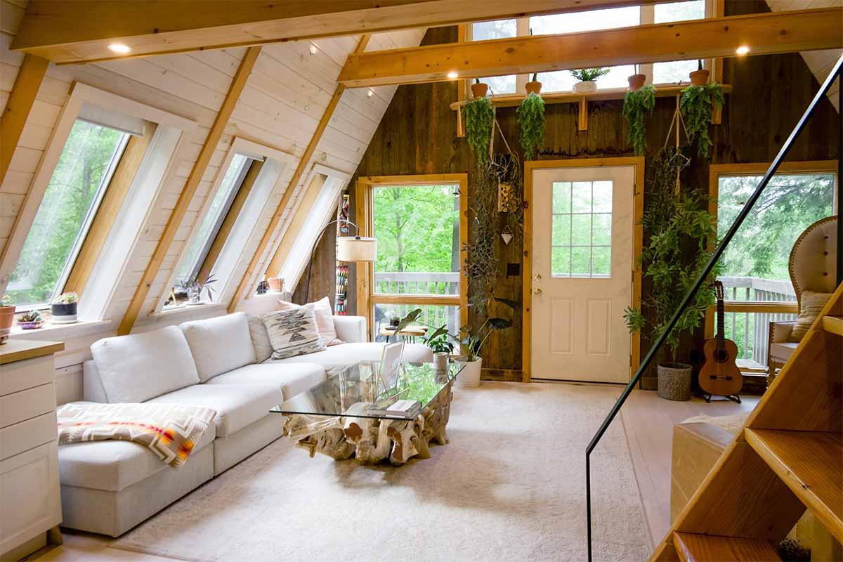 Uma casa sustentável com certeza