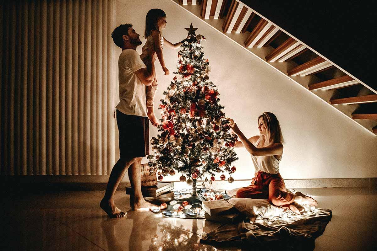 Decoração de Natal: recebe a altura mais mágica do ano em casa