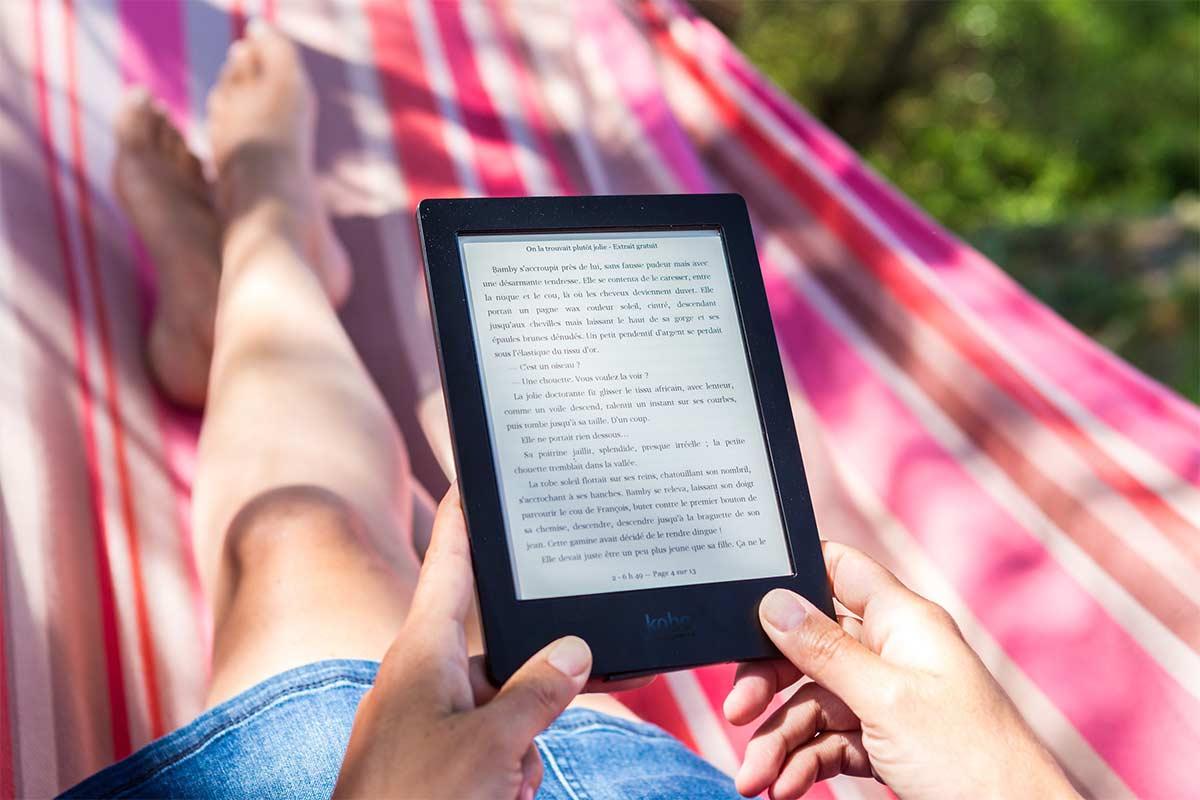 E-readers: e se ler fosse ainda mais sustentável?