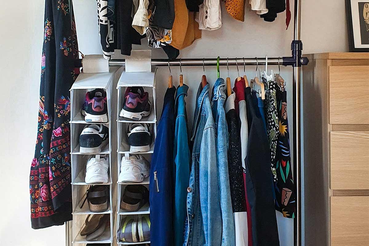 5 ideias criativas para arrumar os sapatos