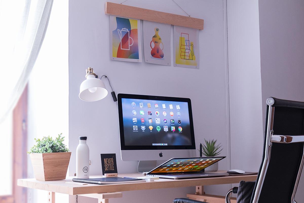 Como escolher cadeiras de escritório perfeitas para teletrabalho