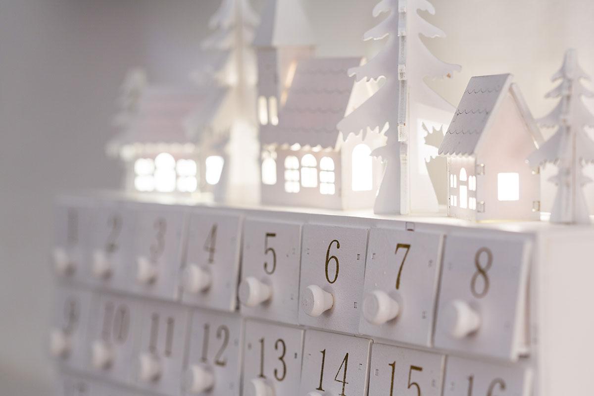7 calendários do advento que te vão fazer suspirar pelo Natal