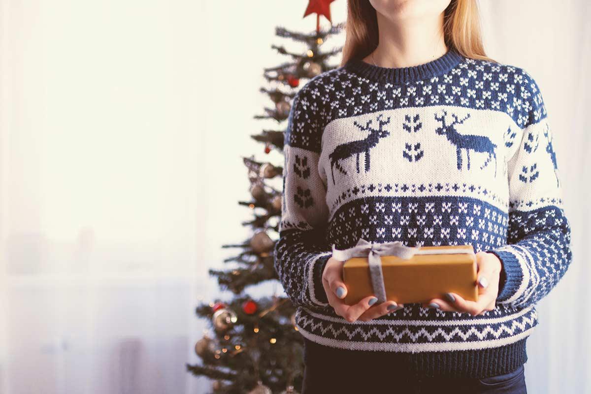 10 camisolas de natal para toda a família