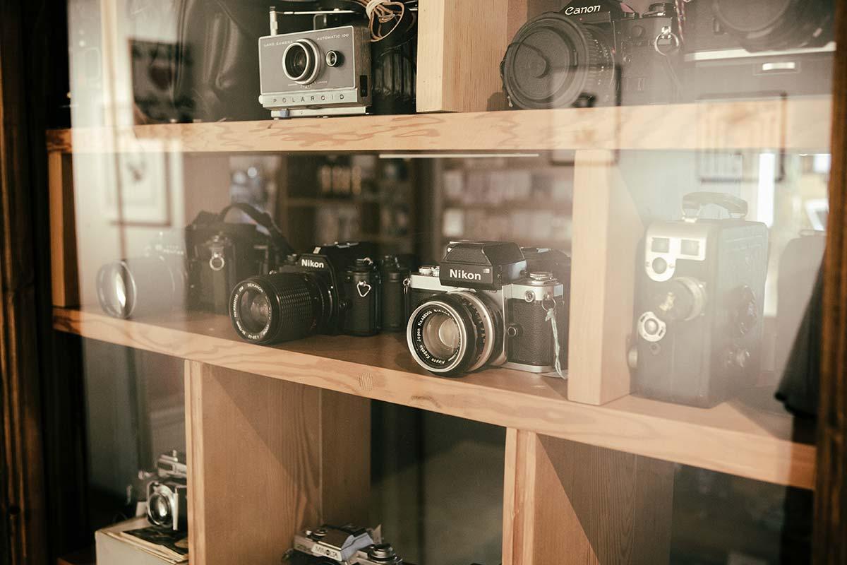 A magia das máquinas fotográficas analógicas