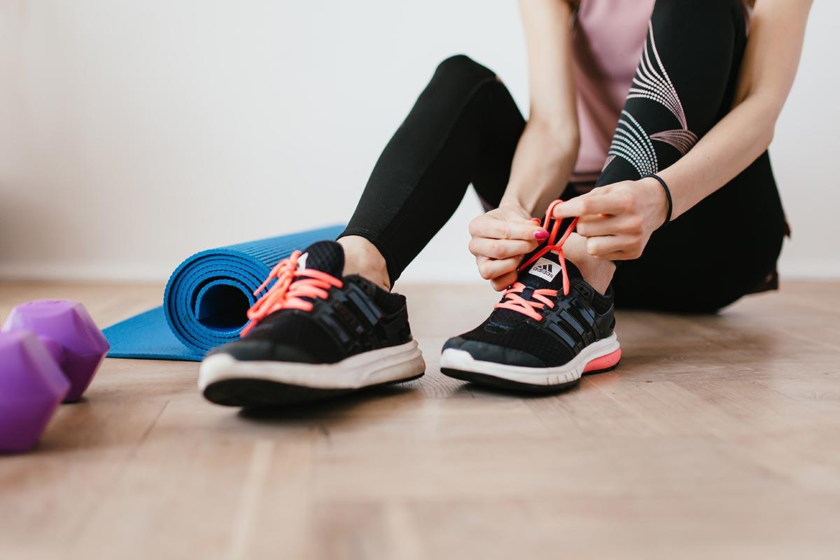 9 equipamentos essenciais para treinar em casa