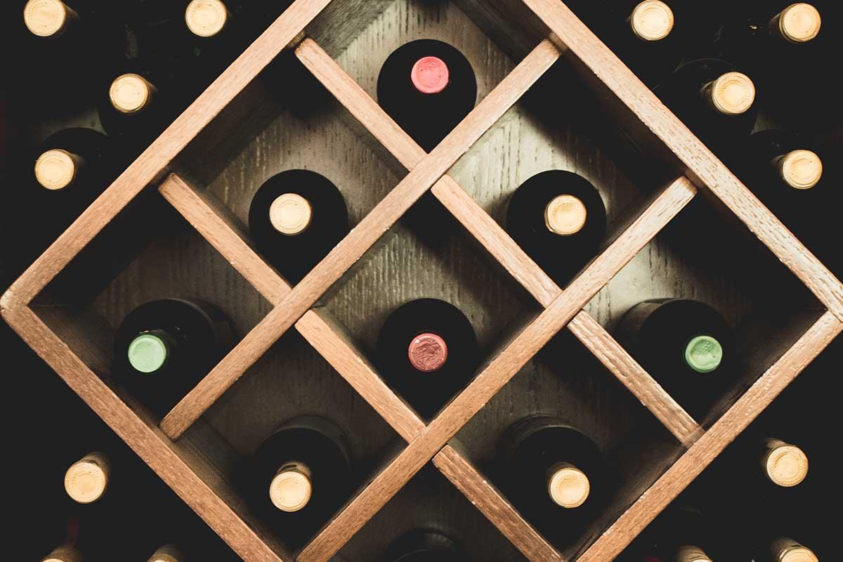Instala uma cave de vinho em tua casa