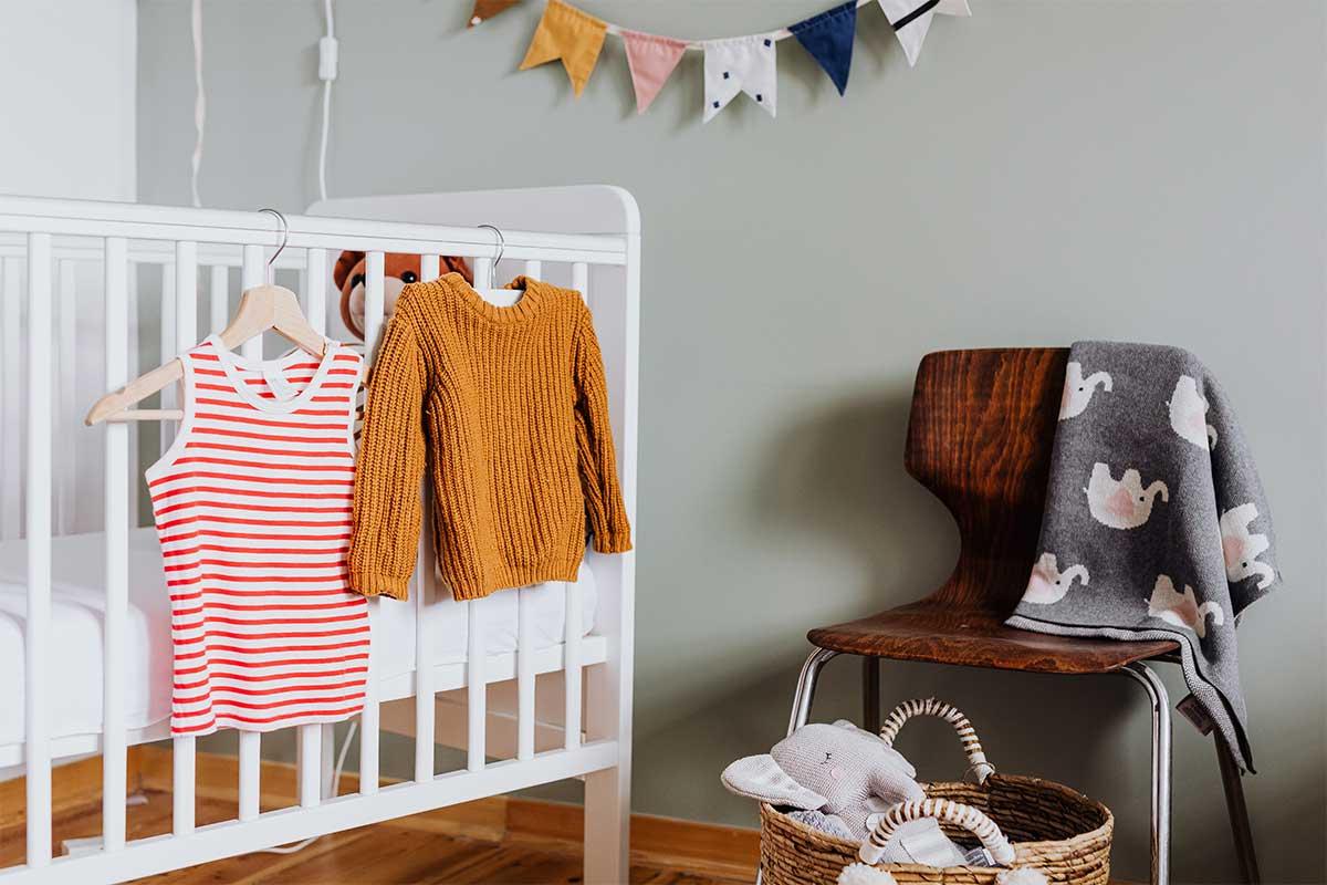 Enxoval do bebé: esta é a checklist definitiva