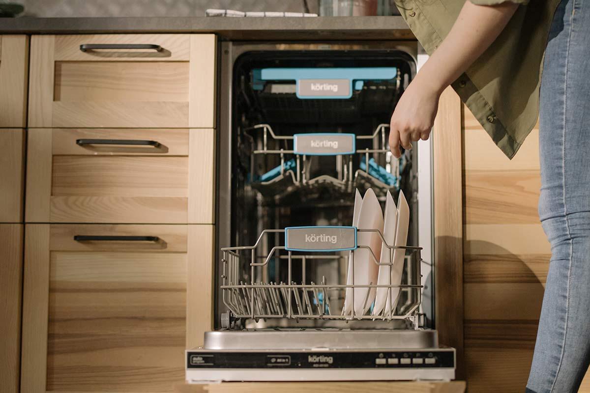 Encontra uma máquina de lavar loiça eco para a tua casa