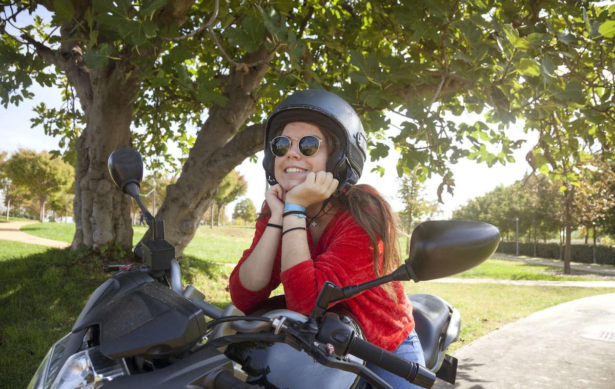 4 motos que podes conduzir com menos de 16 anos