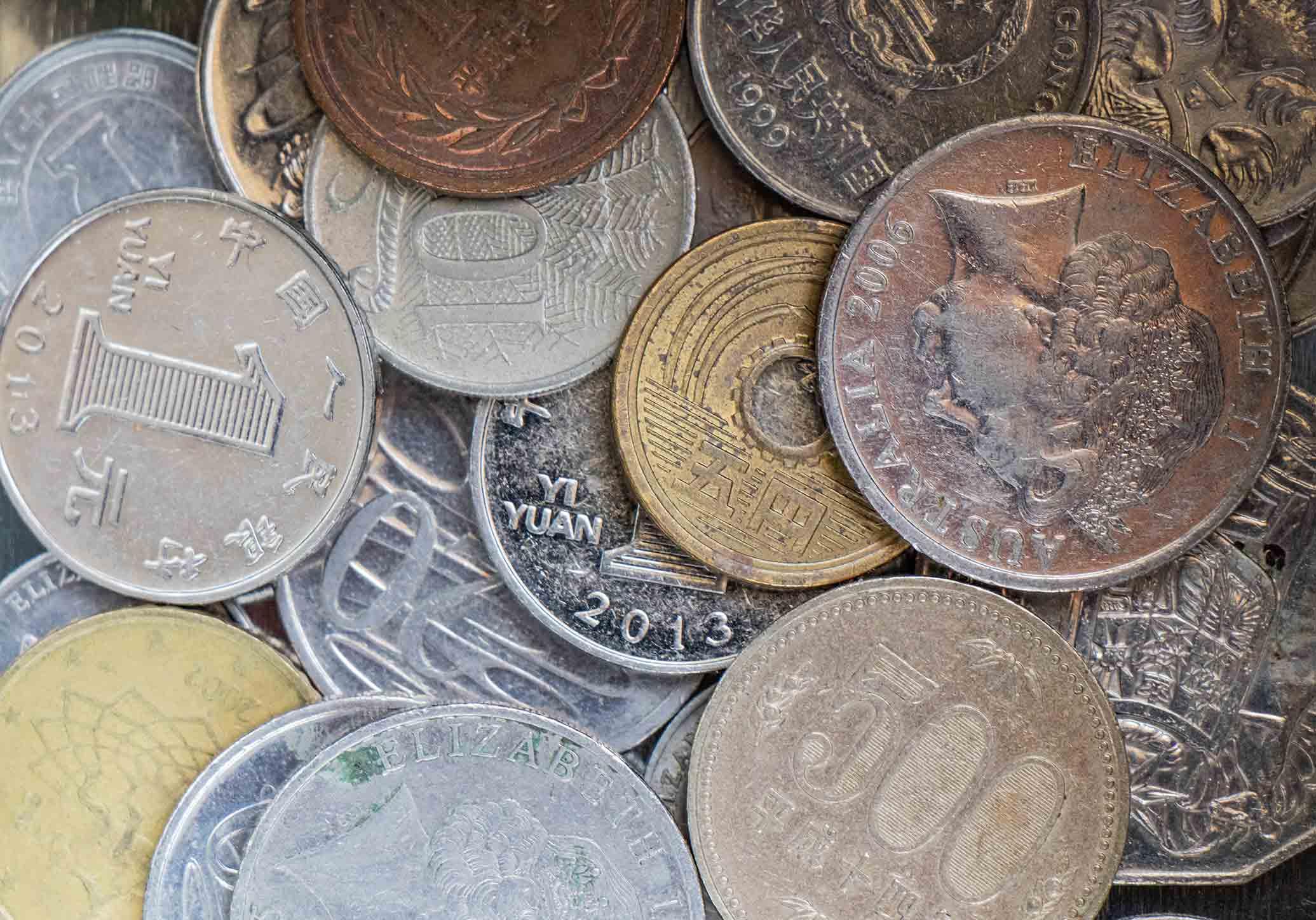 Guia para vender moedas antigas