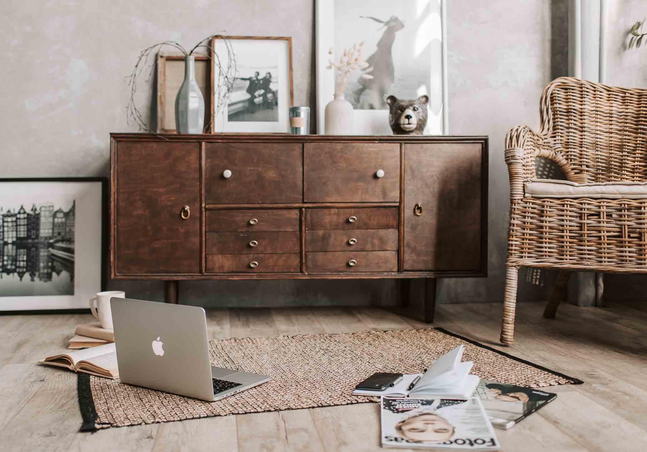 Guia para restaurar móveis