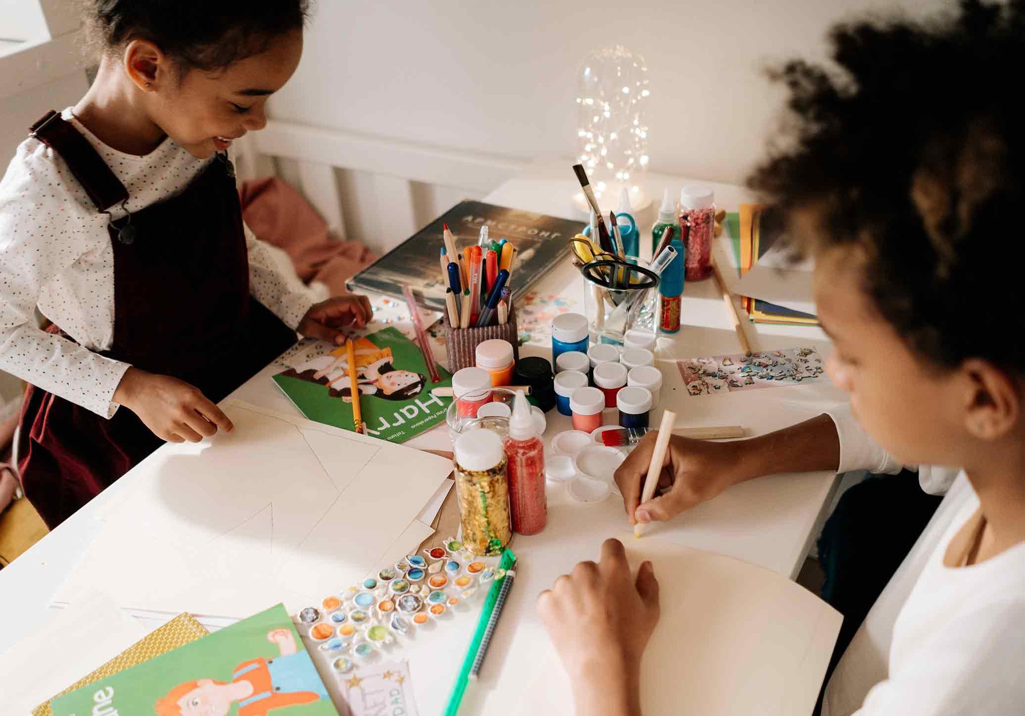 7 trabalhos manuais DIY para fazer em família
