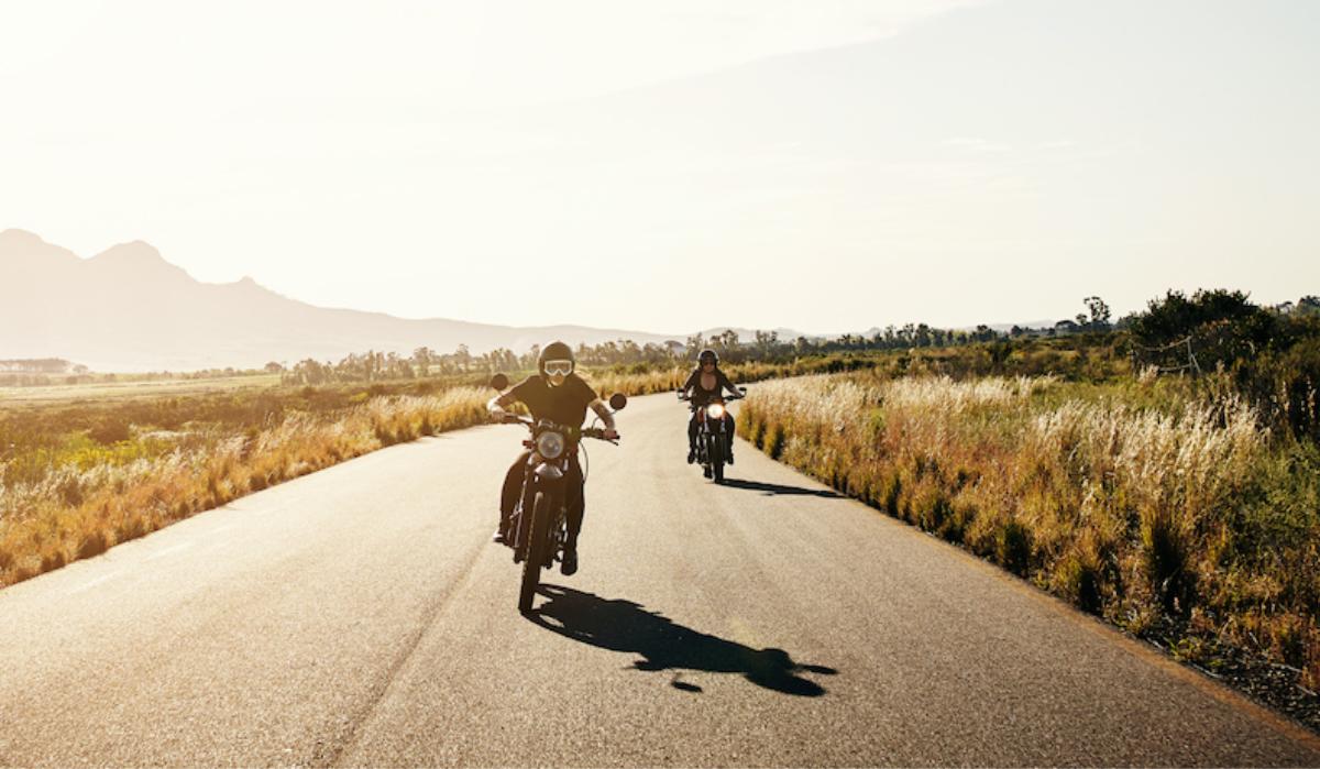 3 motos de viagem perfeitas para uma road trip