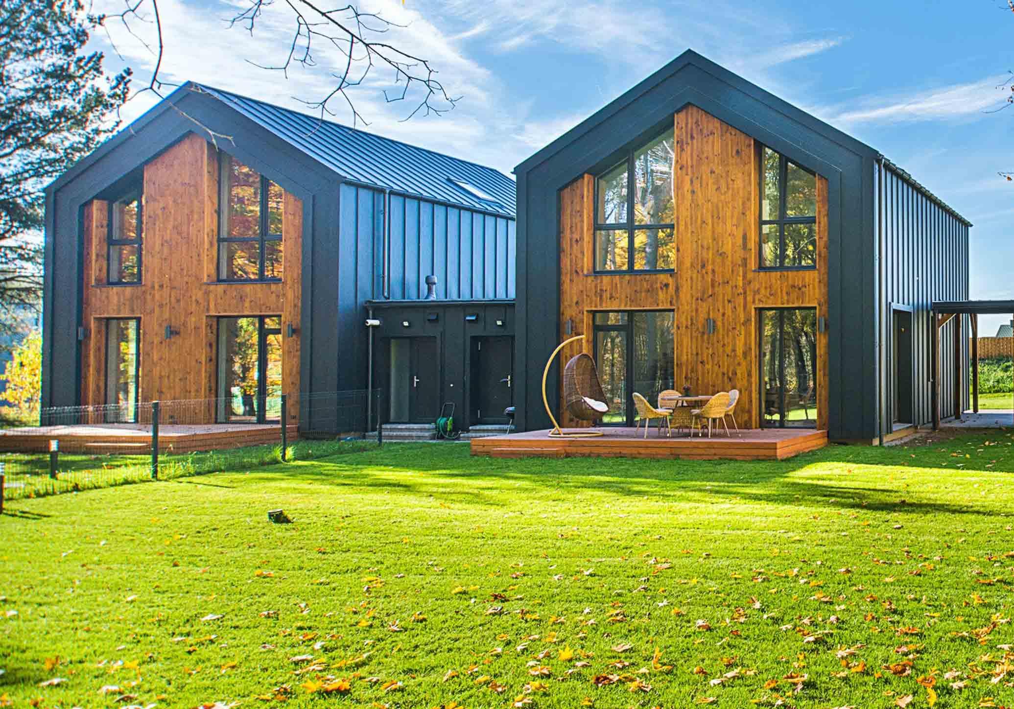 Que tipos de casas sustentáveis existem?
