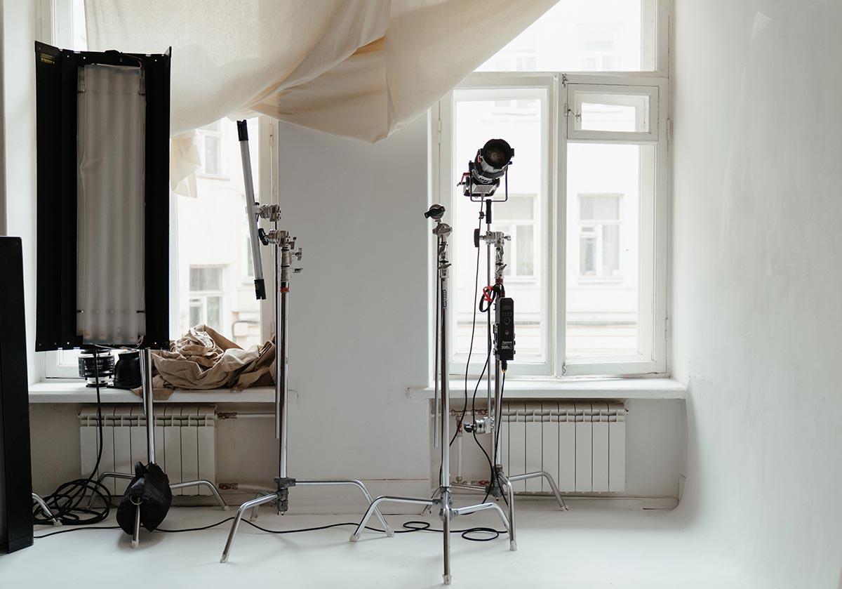 Como montar um estúdio fotográfico em casa
