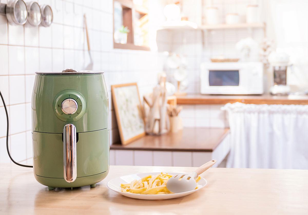 Como funcionam as fritadeiras sem óleo? Descobre as suas vantagens