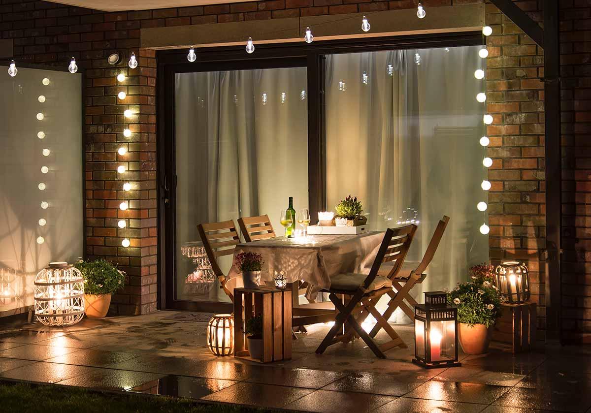 Iluminação exterior: qual é a mais adequada?