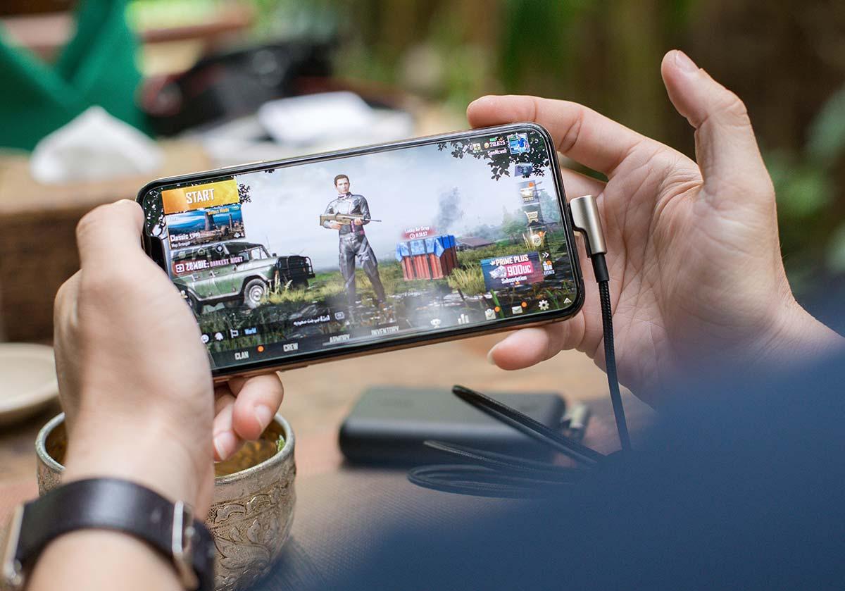 Características de um bom telemóvel gaming