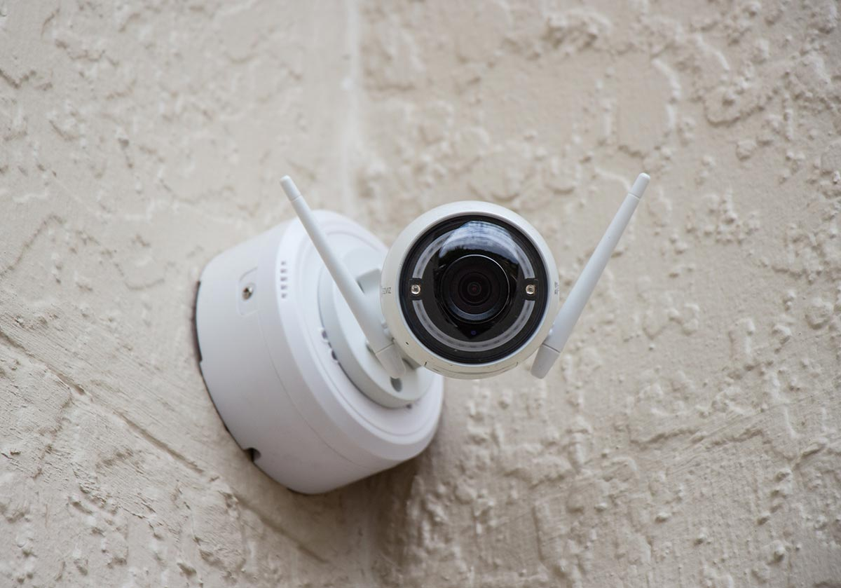 Como escolher câmaras de segurança?