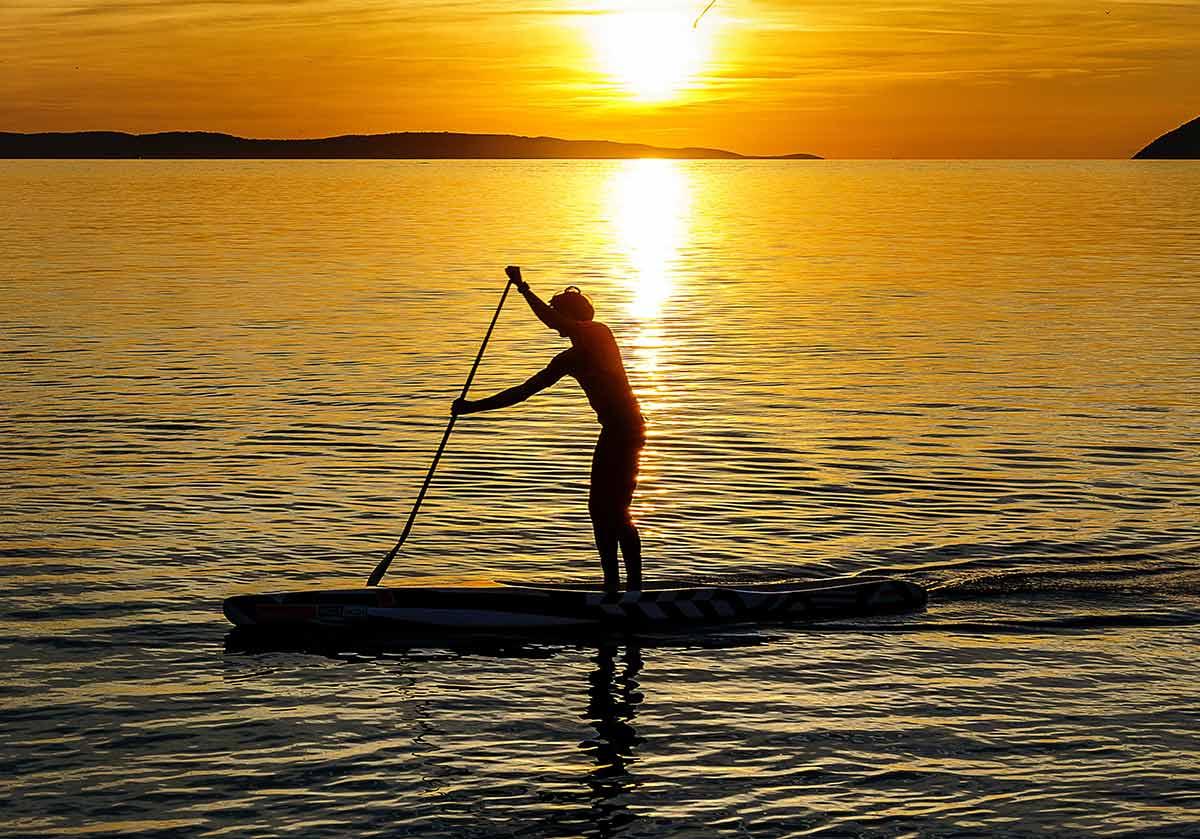 Paddle surf: onde e como começar