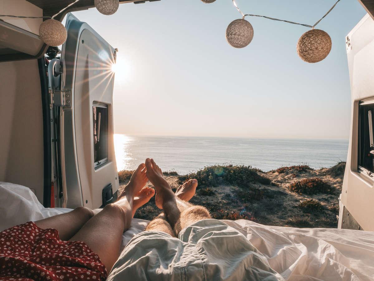 5 sítios para conheceres de autocaravana em Portugal