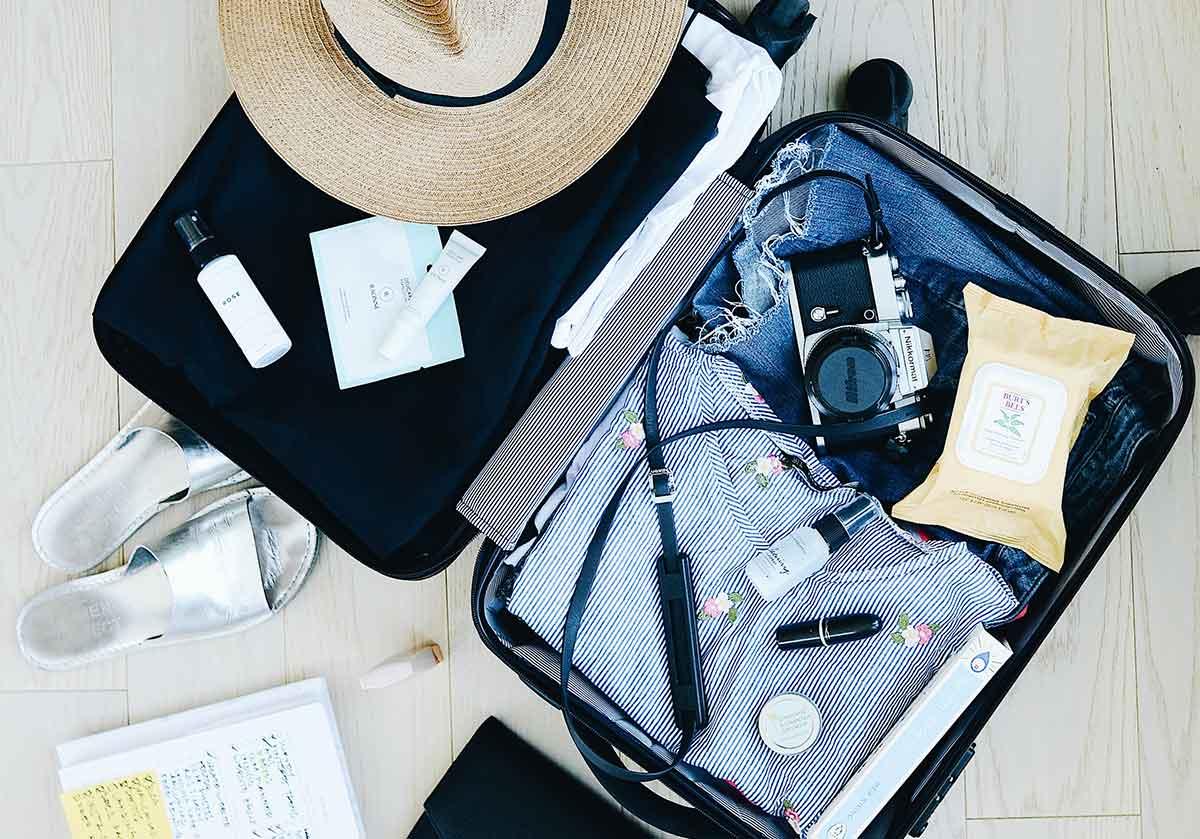 5 malas de viagem por menos de 50€