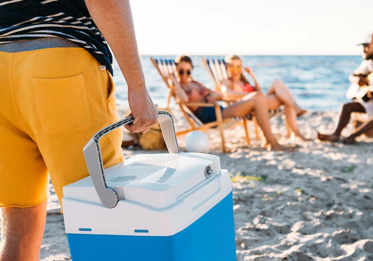 Geleiras: como escolher a melhor opção para o verão