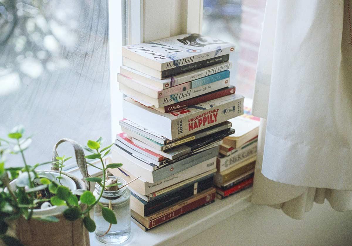 Como vender os teus livros usados