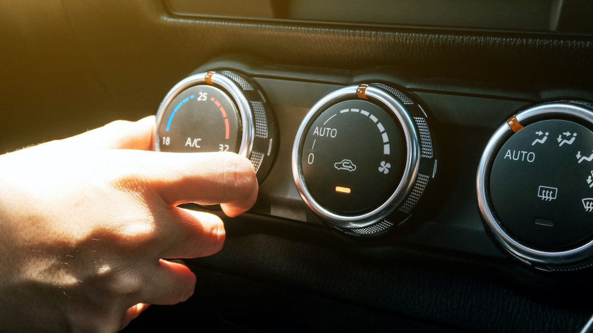 Como funciona o ar condicionado de um carro?