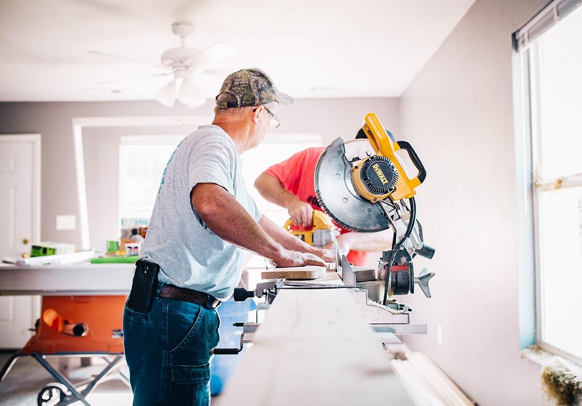 Precisas de fazer obras em casa? Segue estas dicas.